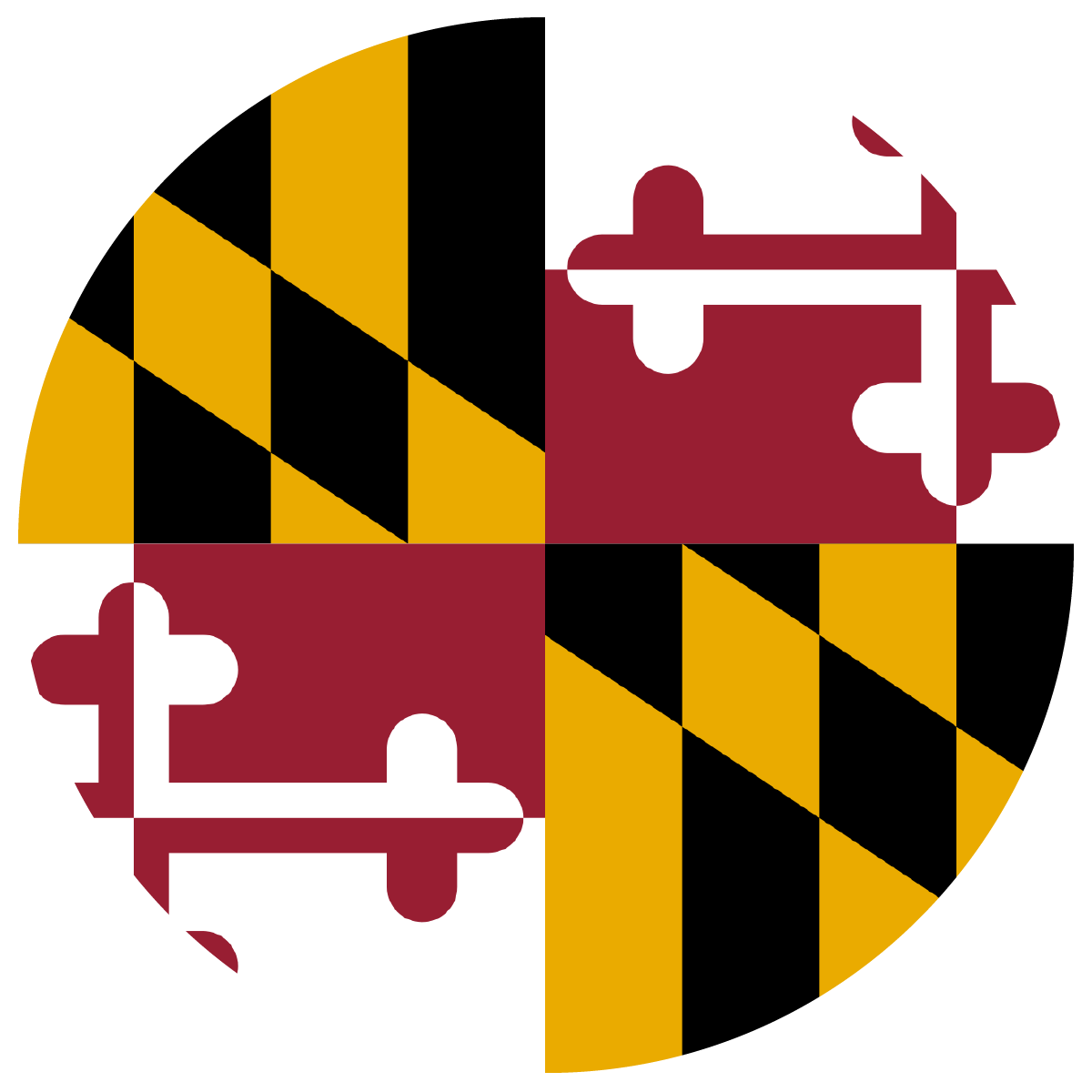 MD Flag Icon