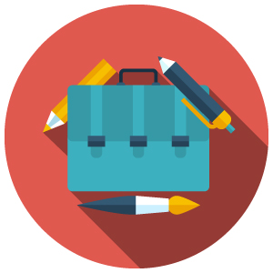 Small Business Resources Icon