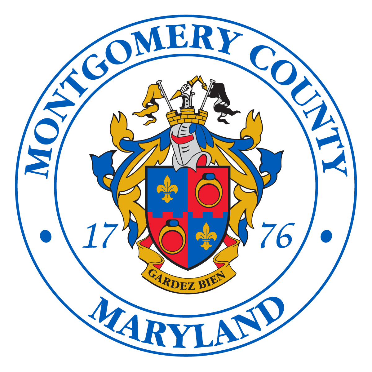 Motgomery County Seal Icon