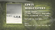 Edwin Morgenstern