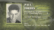 Paul Forbes