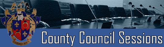County Council Sessions