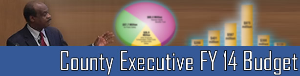 County Executive FY14 Budget