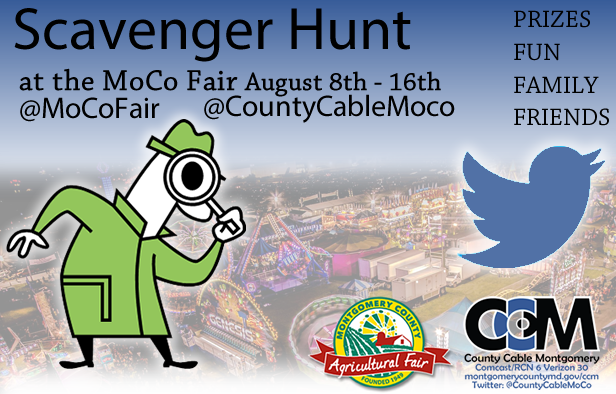 Scavenger Hunt - County Fair