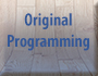 originalprogramming