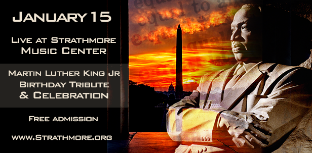 MLK Jr Birthday celebration and tribute