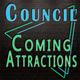 coming attractions icon