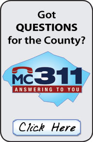 Got questions for the County? Contact MC311