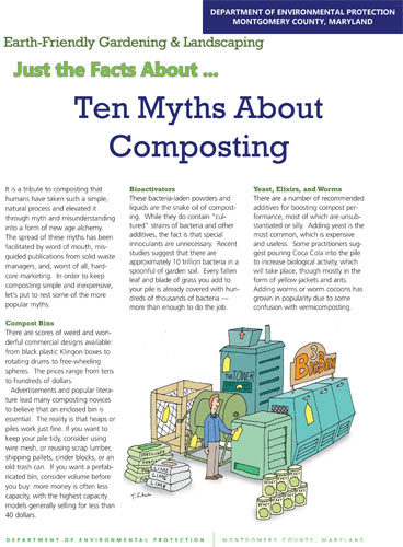 Compost Myths