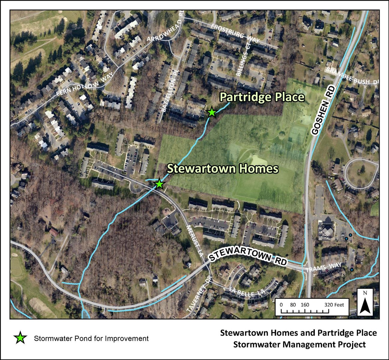 Image of Stewartown Homes and Patridge Place