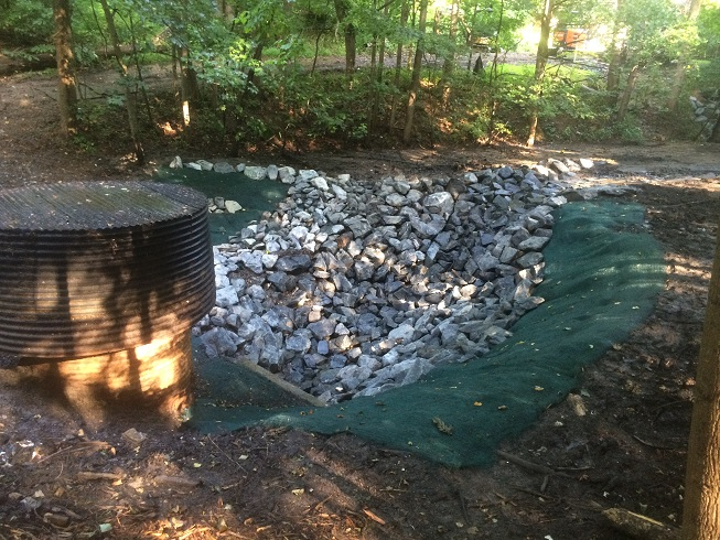 Stormwater management facility