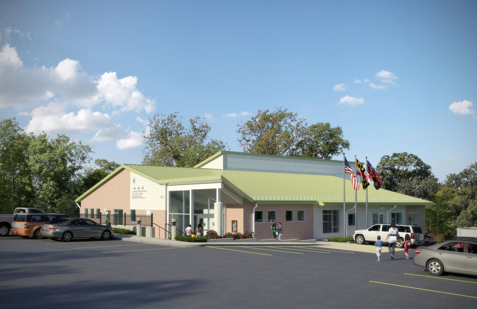 Picture of Scotland Community Recreation Center