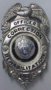 Picture of a police officer badge