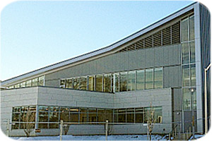 Picture of Gaithersburg Library