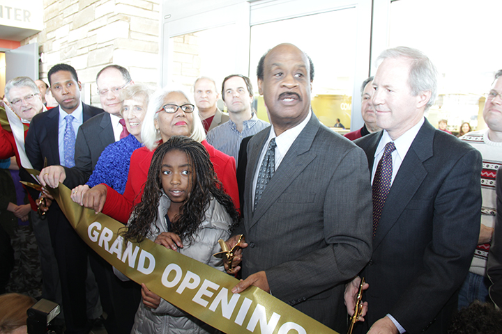 Gaithersburg Library - Grand Opening Image