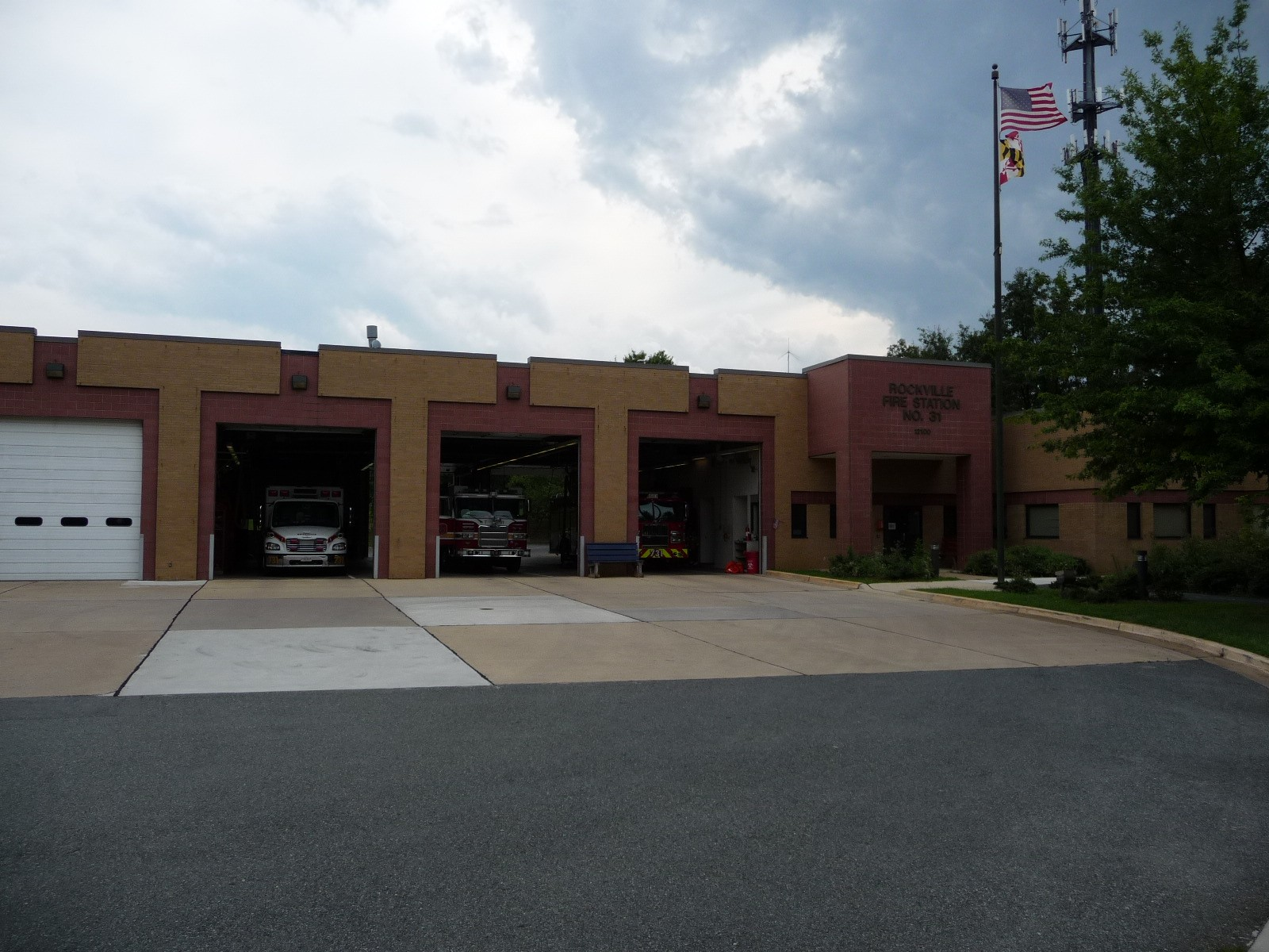 Fire Station 31