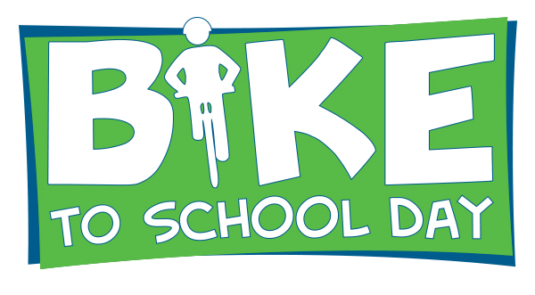 Bike to School Day Logo