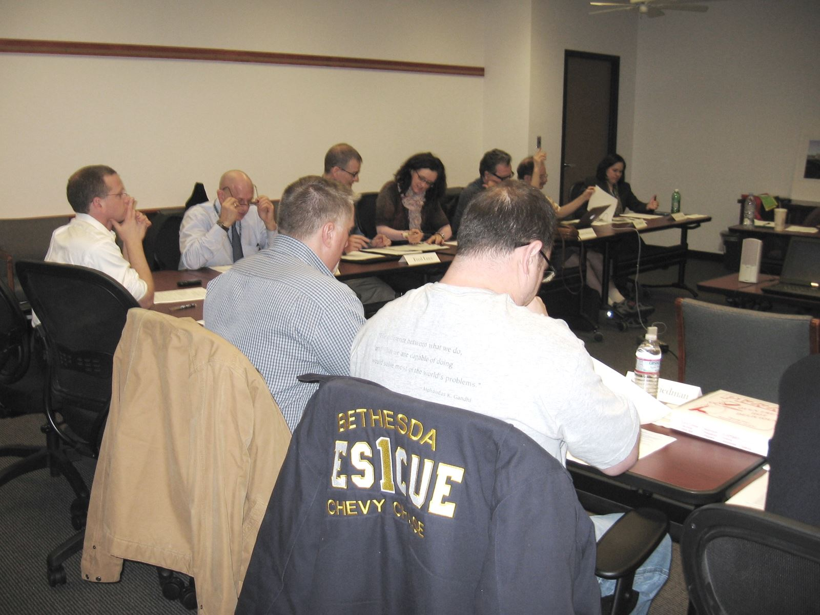Pedestrian, Bicycle, and Traffic Safety Advisory Committee meeting