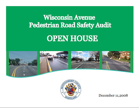 Wisconsin Avenue PRSA Summary Report