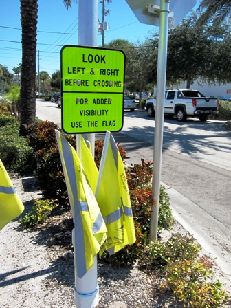 "Tampa Bay ""Walk Wise"" Campaign"