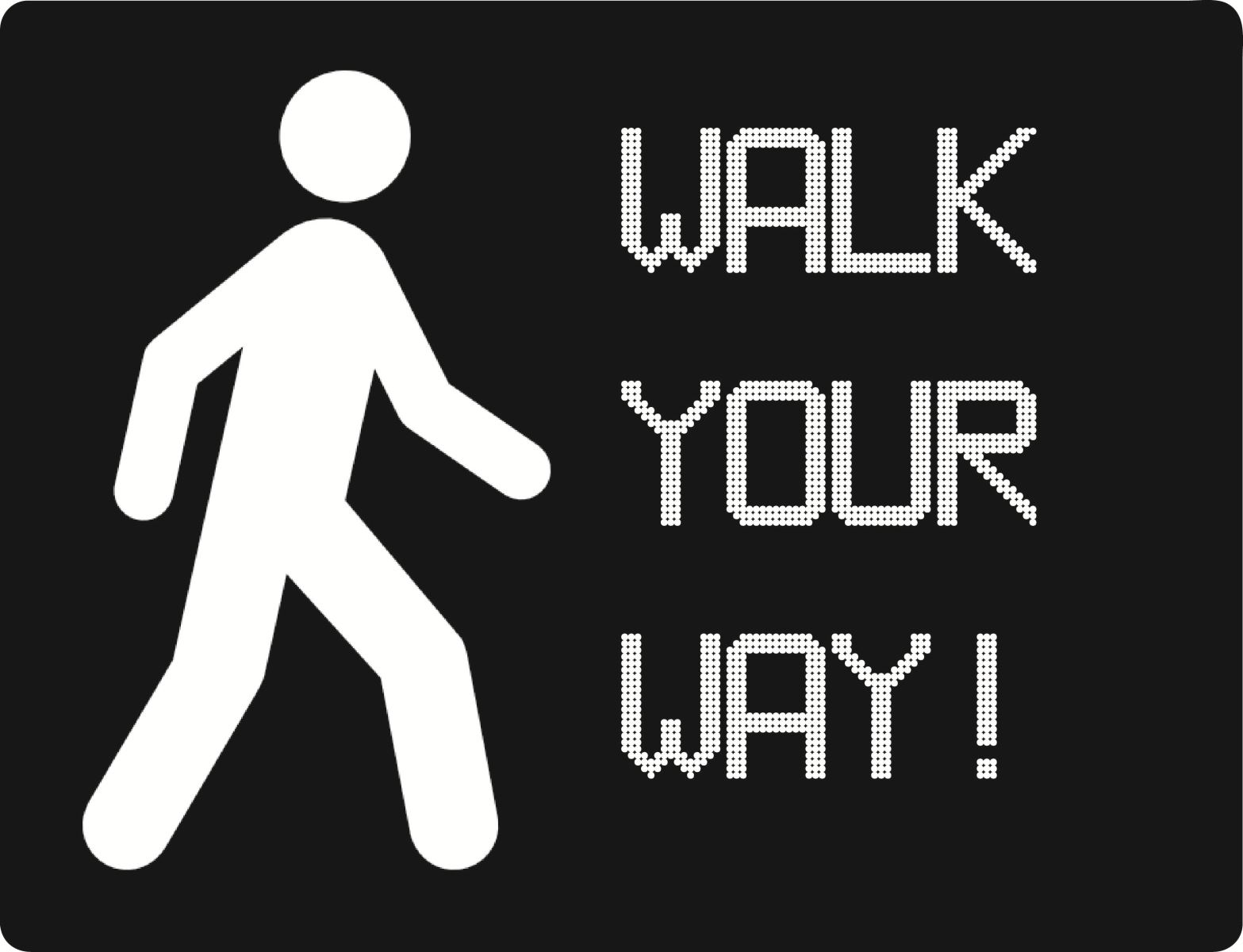 County Launches Walk Your Way High School Pedestrian Safety Program