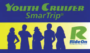 Youth Cruiser SmarTrip pass