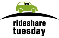 Carpool or Vanpool on Tuesdays in the Metro area!