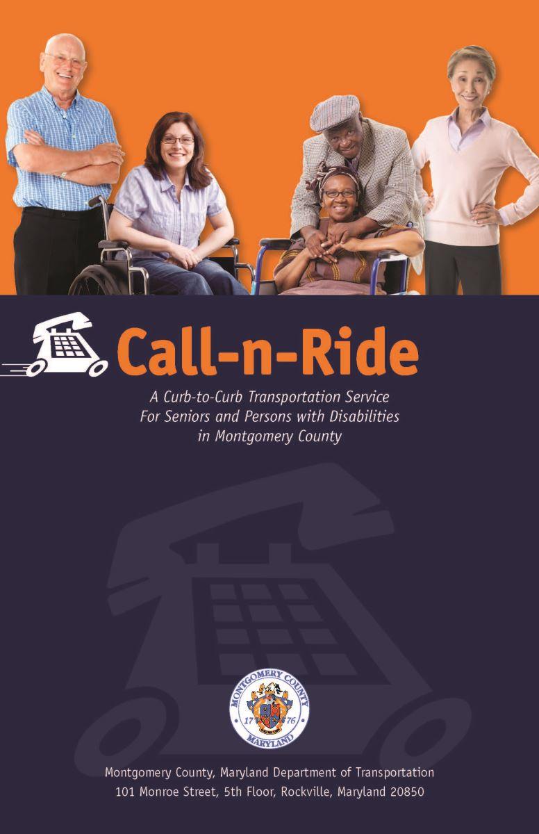 Click here to view or download the Call-n-Ride brochure