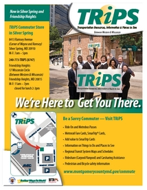 Click to view or download the Silver Spring TRiPS flyer