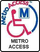 Metro Access-Link to Regional Special Transportation