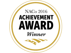 NaCo Achievement award seal