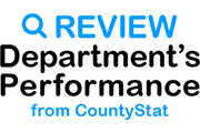 review department's performance from CountyStat