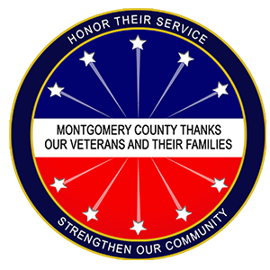 Montgomery County Thanks Our Veterans and Their Families - Honor Their Service, Strengthen Our Community