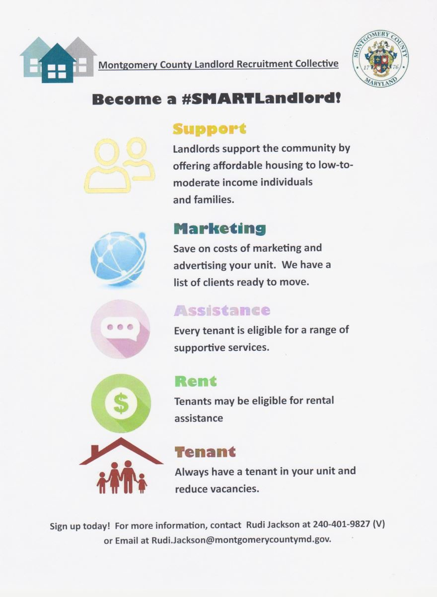 Flyer: Become a #SMARTLandlord