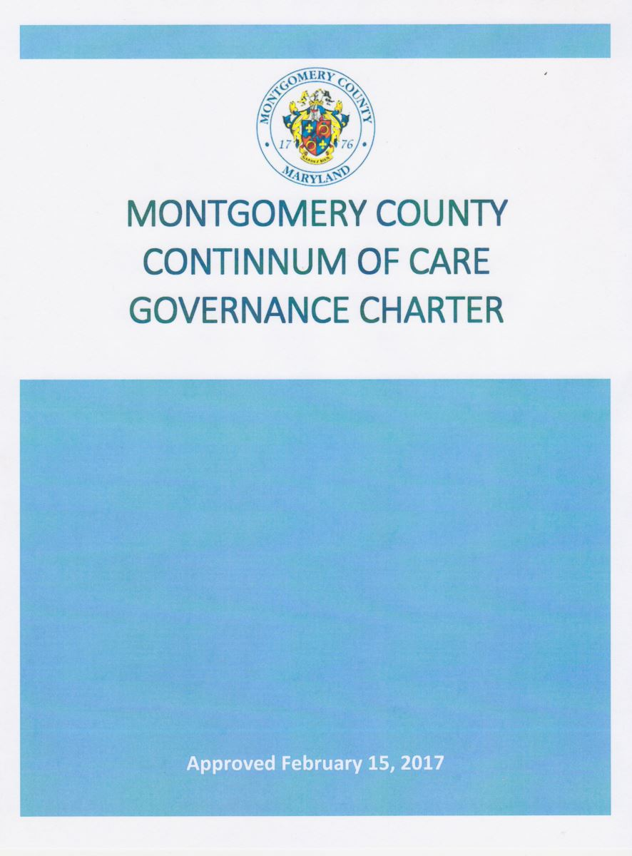 Montgomery County Continuum of Care Governance Charter