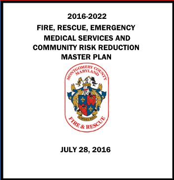 2016-2022 Master Plan Cover