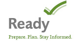 Ready - Prepare, Plan, Stay Informed