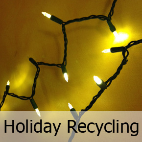 Holiday Recycling and Waste Reduction Tips