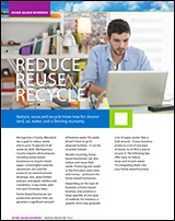 Image: Recycling: Home-Based Business