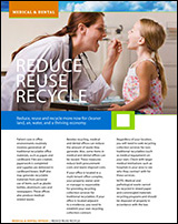 Image: Recycling: Medical & Dental Office