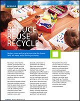 Image: Recycling: Schools