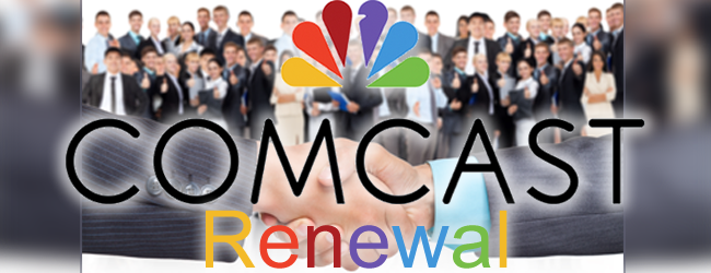 Comcast Renewal