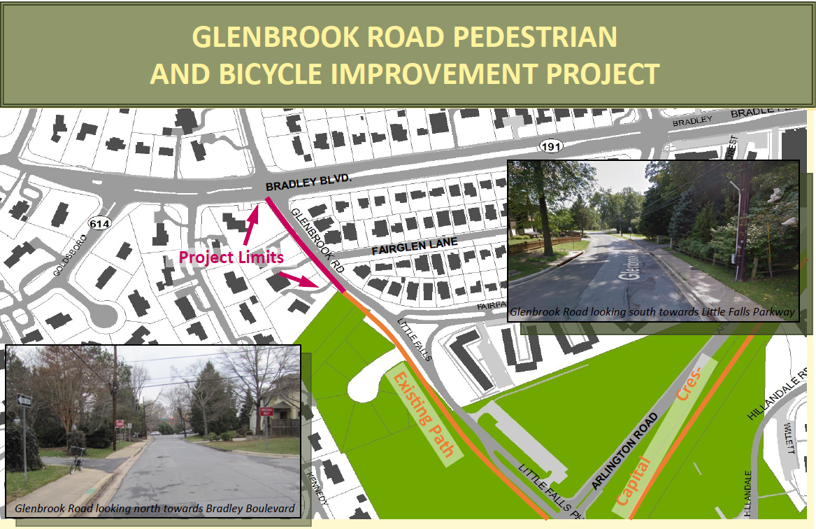 Glenbrook Road Project