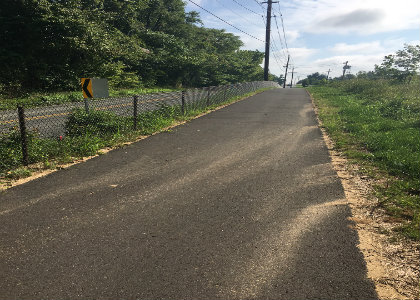 Needwood Road Bike Path