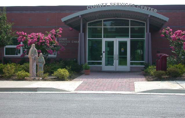 East county Front Entrance