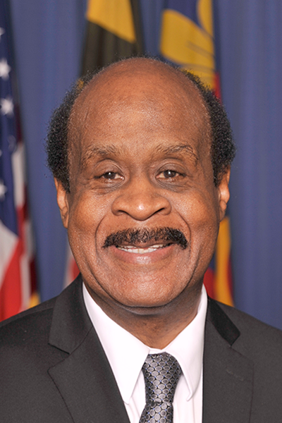 Ike Leggett Photo