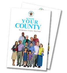cover of know your county booklet
