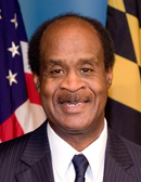 County Executive Isaiah Leggett