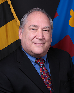 photo of County Executive Marc Elrich