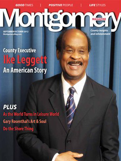 Ike Leggett from montgomery magazine